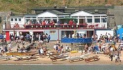 Westover & Bournemouth Rowing Club - Bournemouth Regatta 2001.JPG