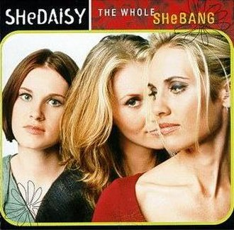 The Whole SHeBANG - Image: Whole S He BANG