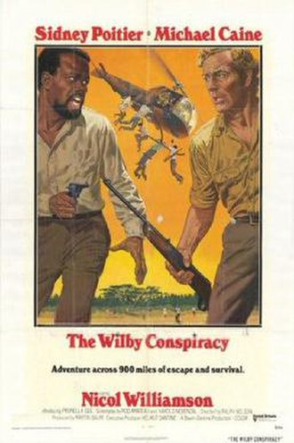 The Wilby Conspiracy - Original film poster