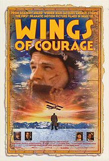<i>Wings of Courage</i> 1996 film by Jean-Jacques Annaud