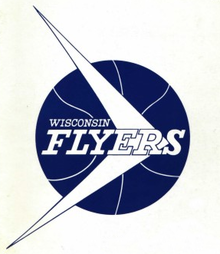 Wisconsin Flyers logo