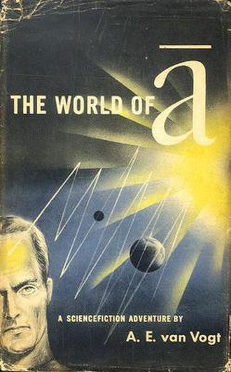 The World of Null-A - Cover of first edition (hardcover)