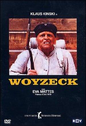 Woyzeck (1979 film) - Woyzeck DVD cover