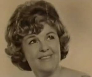 Lynne Perrie - An early publicity shot of Lynne Perrie