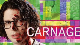 <i>Carnage</i> (2017 film) 2017 film by Simon Amstell