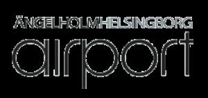 Ängelholm–Helsingborg Airport - Image: Ängelholm Helsingborg Airport logo