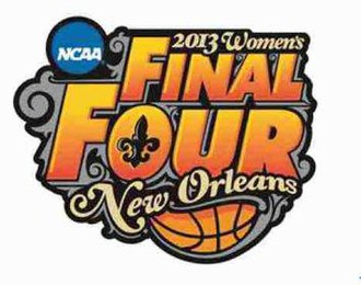 2013 NCAA Division I Women's Basketball Tournament - Logo of the 2013 Final Four