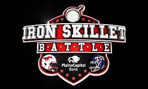 2014 Battle for the Iron Skillet logo.jpg