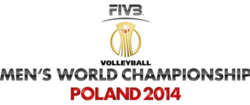 2014 FIVB Volleyball Men's World Championship logo.png