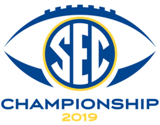 2019 SEC Championship Game Annual NCAA football game