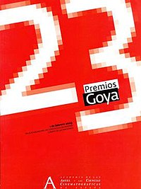 23rd Goya Awards logo.jpg