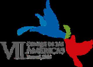 7th Summit of the Americas Ubicación en mapa de la 7ma cumbre paises
