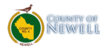 Official logo of County of Newell