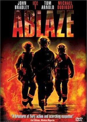 Ablaze (film) - Film Poster