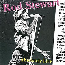 Rod Stewart Red Shoes