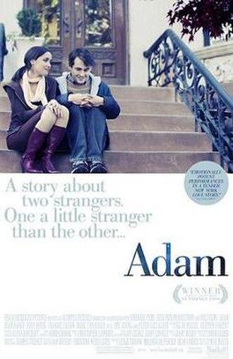 Adam (2009 film) - Theatrical release poster
