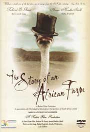 The Story of an African Farm (film) - Image: Africanfarmposter