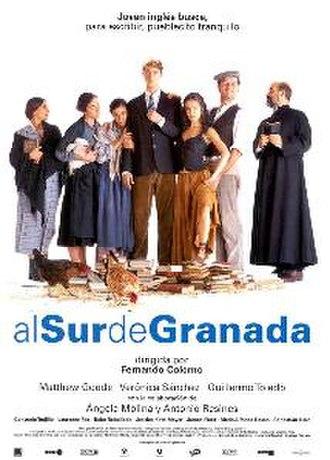 Al sur de Granada - Promotional Poster