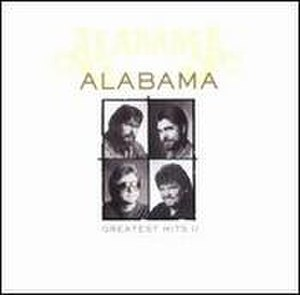 Greatest Hits Vol. II (Alabama album) - Image: Alabama Greatest Hits 2