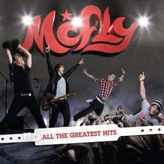 All the Greatest Hits - Image: All the Greatest Hits (Mc Fly album cover art)