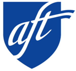 American Federation of Teachers - Image: American Federation of Teachers (logo)
