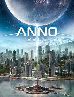 <i>Anno 2205</i> City-building and economic simulation video game