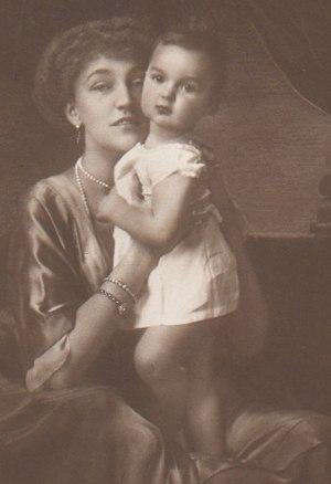Princess Stephanie of Windisch-Graetz