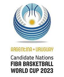 Argentina Uruguay Bid For The 2023 Fiba Basketball World Cup Wikipedia
