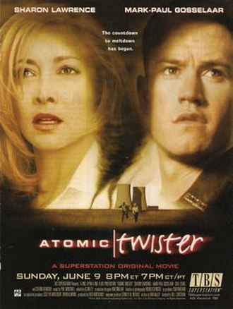 Atomic Twister - Print advertisement