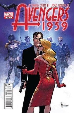 Avengers 1959 - Image: Avengers 1959 Vol 1 Issue 2