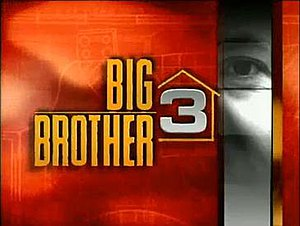 Big Brother 3 (U.S.) - Image: BBUS3Logo