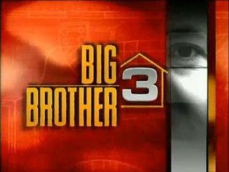 Big Brother 3 (U.S.) - Image: BBUS3Logo