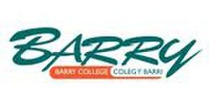 Barry College - Image: Barry College logo