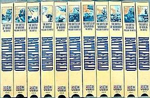 Battlefield (TV series) - Battlefield series one VHS set.