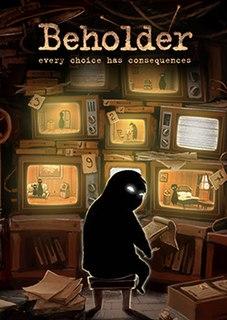 <i>Beholder</i> (video game) video game