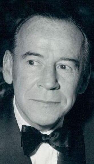 Benny Thau - Benny Thau in 1954