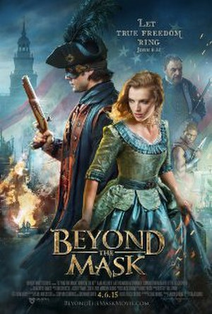 Beyond the Mask - Theatrical film poster