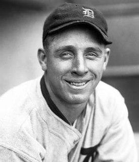 Bob Fothergill American baseball player