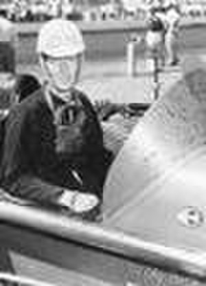 Bobby Ball (racing driver) - Image: Bobby Ball (racing driver)