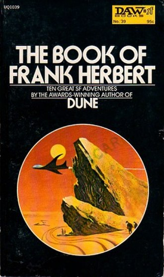 The Book of Frank Herbert - Image: Bookof Frank Herbert