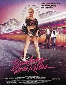 breaking all the rules film wikipedia