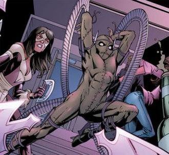 Brutale (DC Comics) - Brutale
