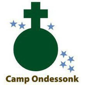 Camp Ondessonk - Image: Camp Ondessonk Logo