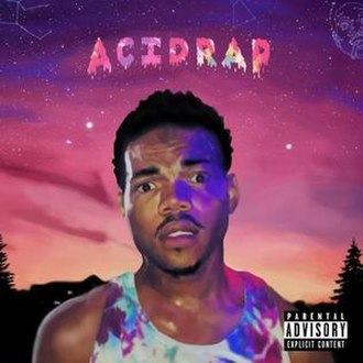 Acid Rap - Image: Chance the rapper acid rap