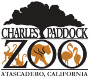 Charles Paddock Zoo - Image: Charles Paddock Zoo logo