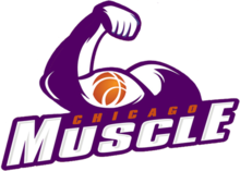 Chicago Muscle logo