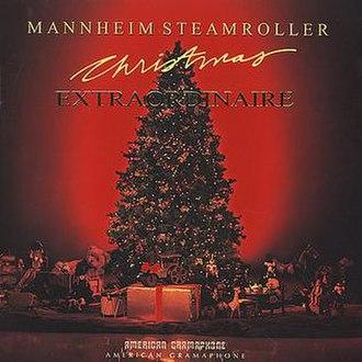 Christmas Extraordinaire - Image: Christmas Extraordinaire
