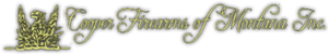 Cooper Firearms of Montana - Image: Cooper Firearms of Montana logo