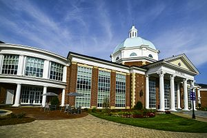 High Point University - Cottrell Hall at High Point University