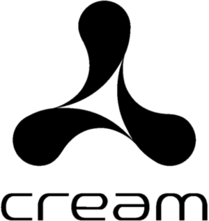 Cream (nightclub) - Cream Logo